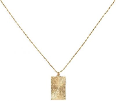 Gold Queens Necklace-Uncommon James