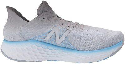 Grey Fresh Foam 1080v10 Shoe-New Balance