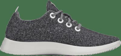 Natural Grey Wool Runners