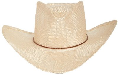 Natural Straw Cowboy Style Kenny Hat