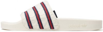 Off-White Adilette Cableknit Slides-Extra Butter X Adidas Consortium