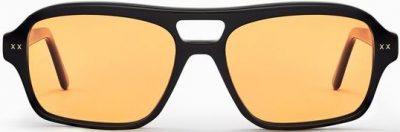 Orange Damien Sunglasses-Lexxola