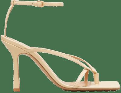 Porridge Multi Strap Stretch Sandals-Bottega Veneta