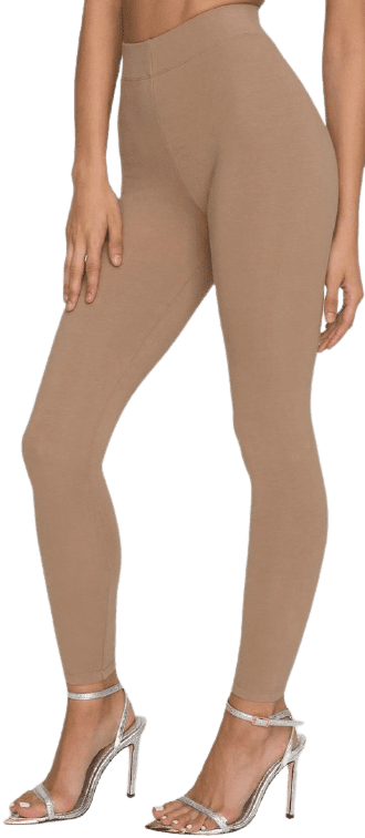 Putty Essential Legging-Good American