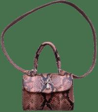 Python Bag-Chrome Hearts