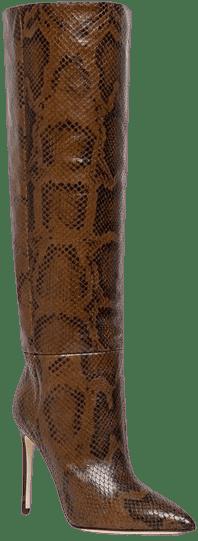 Python Print Boots-Paris Texas