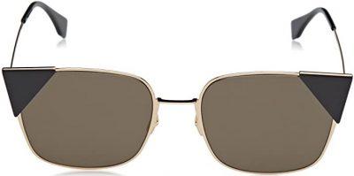 Rose Gold Sunglasses-Fendi