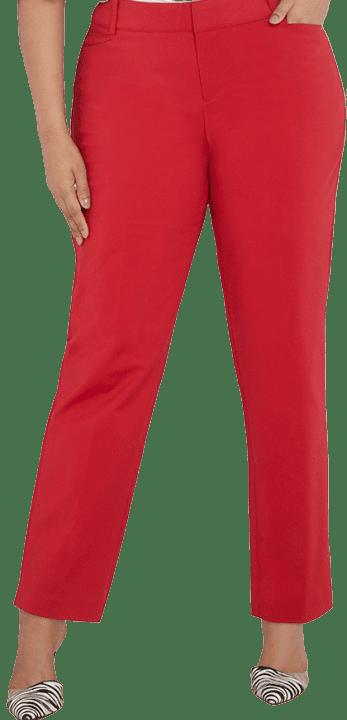 Scarlet Sage Kady Fit Double-Weave Pants
