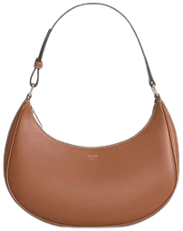 Smooth Calfskin Tan Ava Bag-Celine