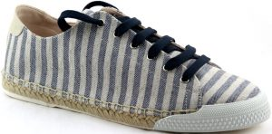 Stripes Amanda Espadrille Sneaker-Nicky Hilton