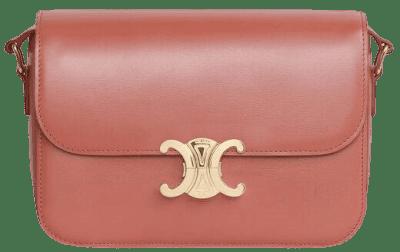 Terracotta Trimophe Shoulder Bag