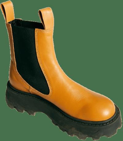 Toffee Scrambler Boot-Simon Miller