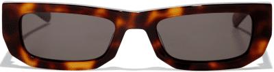 Tortoise Bricktop Sunglasses-FLATLIST