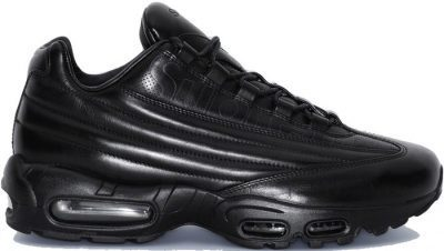 Triple Black Supreme Air Max 95 Lux Shoe-Nike