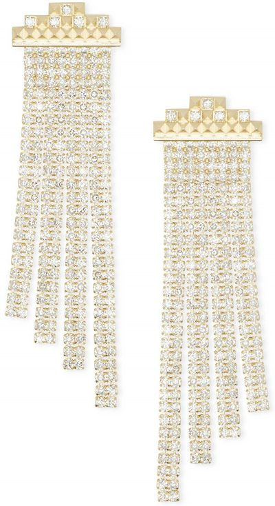 Vienna Statement Earrings-Kendra Scott