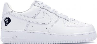 White Air Force 1 Low Roc-A-Fella Sneakers