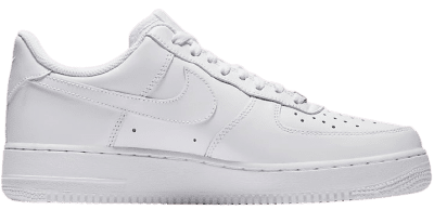 White Air Force 1 Sneakers