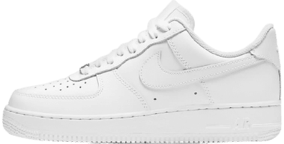 White Air Force Sneakers
