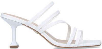 White Glory Strappy Sandals-Carvela