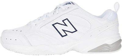 White WX624 Training Shoes-New Balance