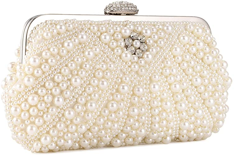 Beaded Clutch Bag-Chichitop