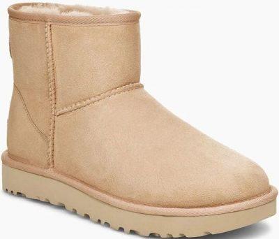 Beige Classic Mini II Boot-Ugg