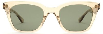 Biere Squared-Off Cat Eye Nouvelle Sunglasses