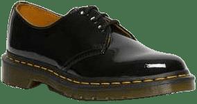 Black 1461 Patent Leather Oxford Shoes-Dr. Martens