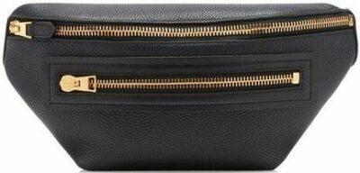 Black Buckley Belt Bag-Tom Ford