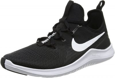 Black Free TR8 Training Shoe-Nike