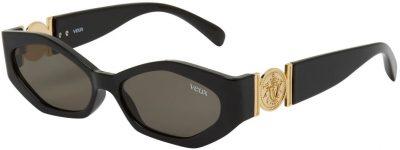 Black Kensington Sunglasses-White Fox Boutique