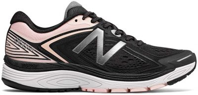 Black Running 860V8 Shoe-New Balance