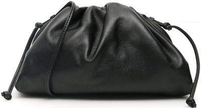 Black The Pouch 20 Mini Bag-Bottega Veneta