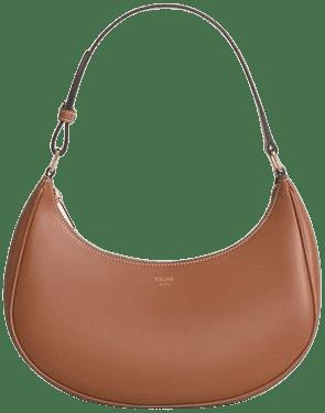Brown Ava Bag-Celine