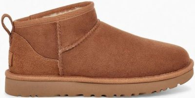 Chestnut Classic Ultra Mini Boot-Ugg