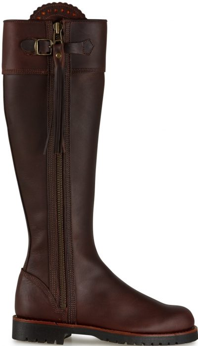 Conker Long Tassel Boot