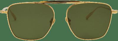 Gold Frame Benjamin Sunglasses-Amavii