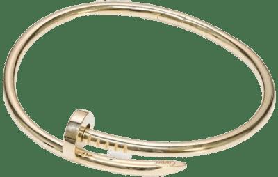 Gold Juste Un Clou Nail Bracelet-Cartier