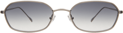Grey Flat Gradient East Houston Sunglasses-Illesteva
