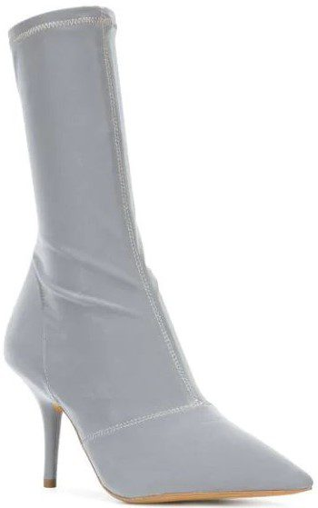 Grey Season 6 Ankle Boots