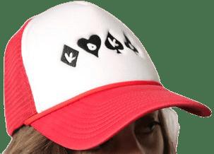 Koko Vegas Trucker Hats-iamkoko.la