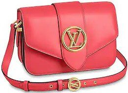 LV Pont 9 Handbag-Louis Vuitton
