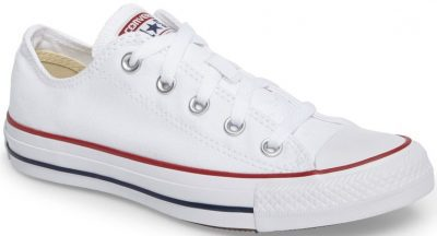 Optic White Chuck Taylor Low Top Sneaker-Converse