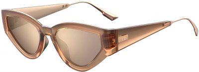 Pink Cat-Eye Sunglasses