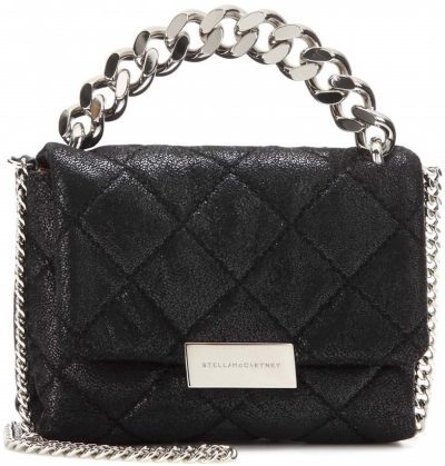 Soft Beckett Mini Quilted Shoulder Bag