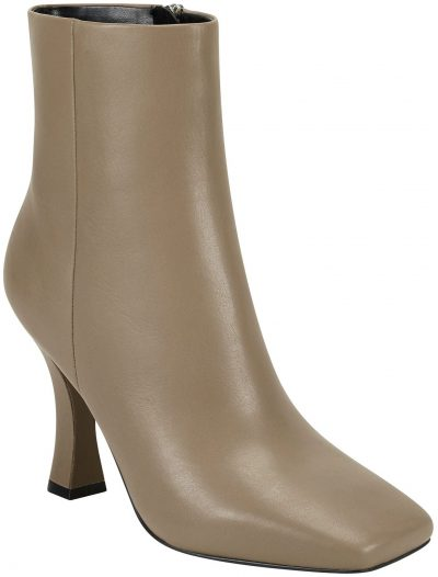 Taupe Cello Bootie-Marc Fisher