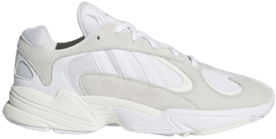 White Yung-1 Shoes-Adidas