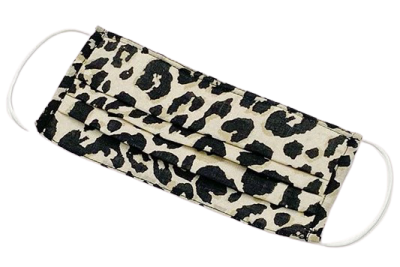Animal Print PPE Face Mask