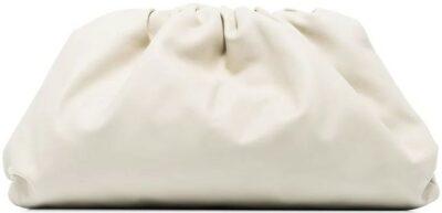 Beige The Pouch Bag-Bottega Veneta