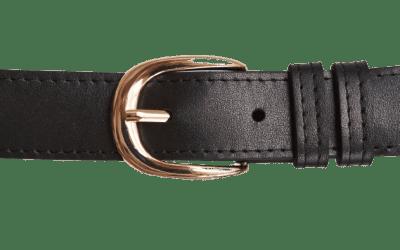 Black Pasek Stylish Belt